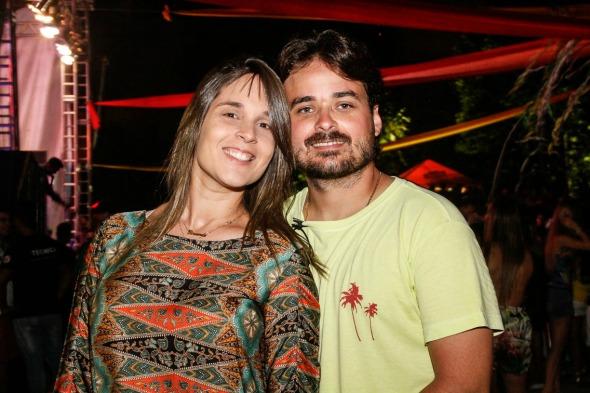 Mariana Rêgo e Yuri Fernandes - Crédito: Innovo/Divulgação