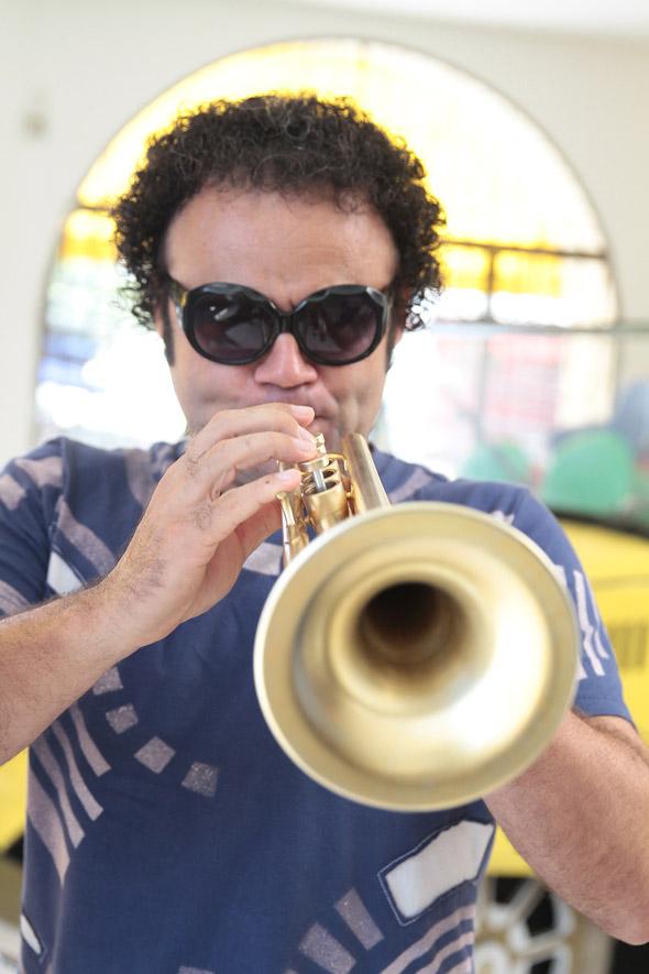 O Maestro Forró é atração do bloco - Crédito:Nando Chiappetta/DP/D.A Press