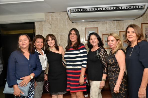 Darci Nunes,Edina Marcos,Miriam Jambo,Sonita Lima,Madalena Patriota,Lilian Peres - Crédito Cristiane Silva/Esp.DP/D.A Press