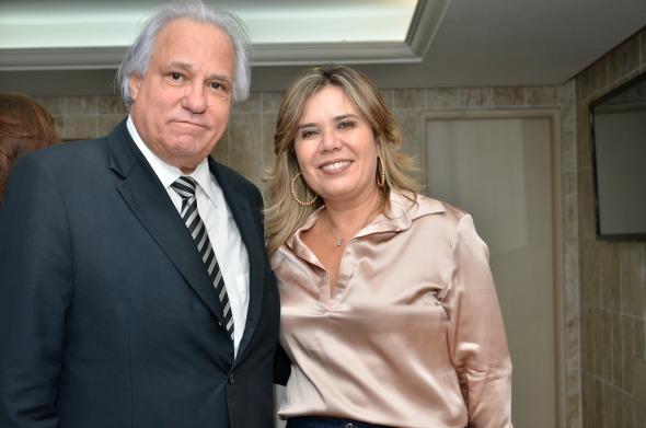 Eduardo Moraes e Fernanda Moraes - Crédito Cristiane Silva/Esp.DP/D.A Press