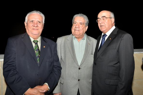 Jovaldo Nunes, Joezil Barros e Eduardo Paurá - Crédito Cristiane Silva/Esp.DP/D.A Press