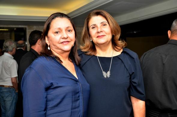 Lilian Perez e Darci Nunes - Crédito Cristiane Silva/Esp.DP/D.A Press