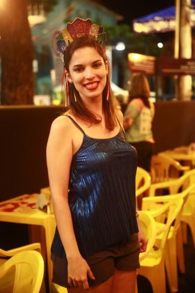 Mariana Ribeiro - Credito: Bernardo Dantas/DP/D.A Press