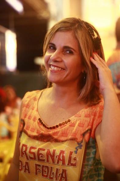 Silvana Figueredo -  Credito: Bernardo Dantas/DP/D.A Press