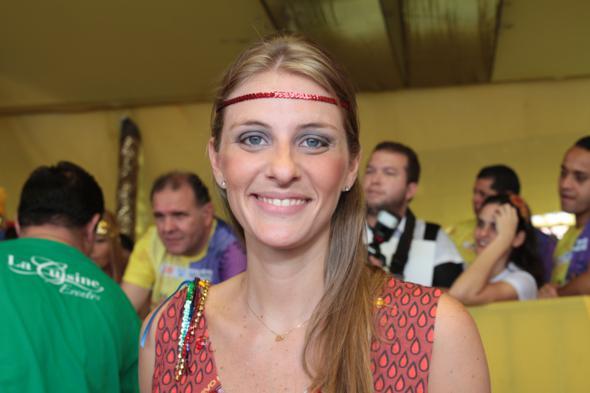 Carolina Morange - Credito: Annaclarice Almeida/DP/D.A Press