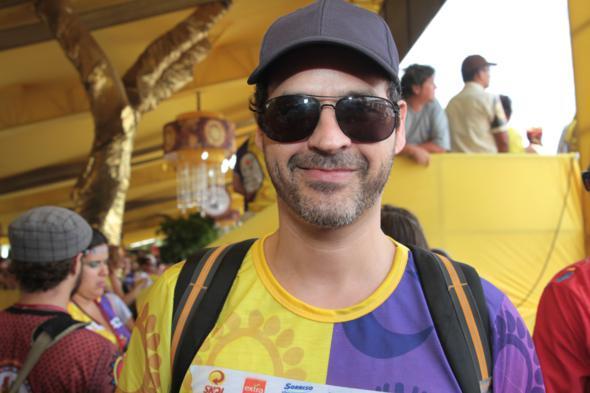 O ator Bruno Garcia - Credito: Annaclarice Almeida/DP/D.A Press