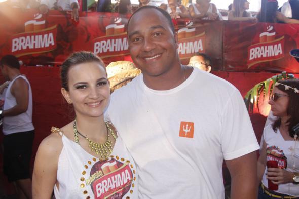 Alana e Álvaro Vieira. Crédito: Aryela Lira / Divulgação