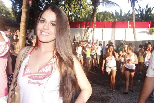 Maria Duarte. Crédito: Aryela Lira / Divulgação