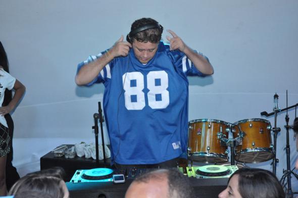 DJ Marlboro.  Crédito: Camila Neves/Gonetwork