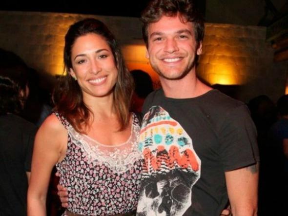 Giselle Itié e Emílio Dantas Crédito: Anderson Borde/Divulgação