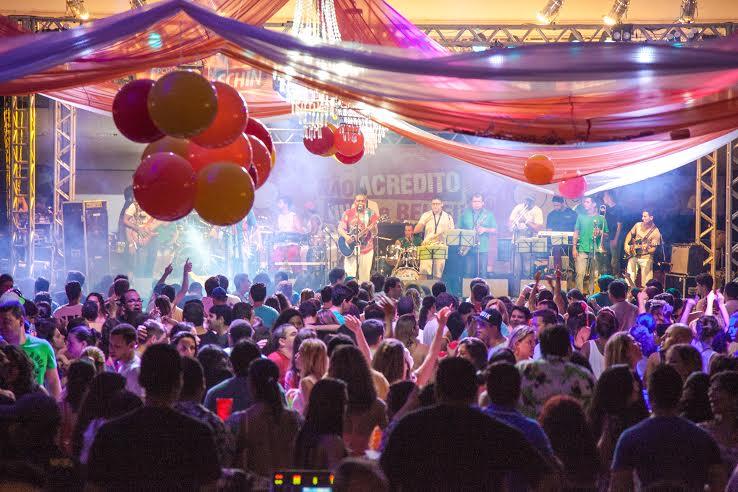 Público não parou de dançar, ainda parecia carnaval. Fotos: ABBC/Divulgação