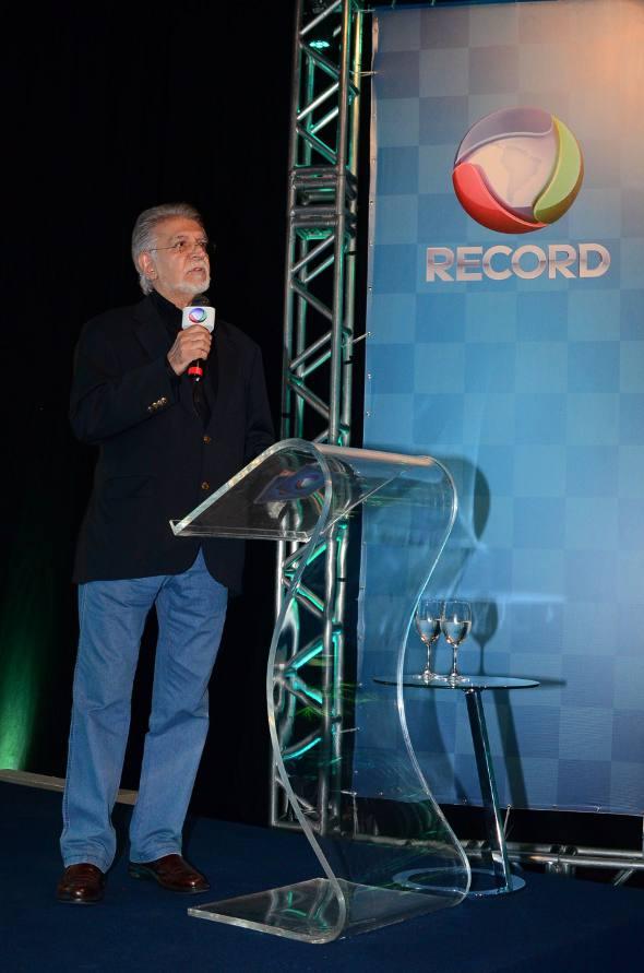 Domingos Meireles/TV Record/Divulgação