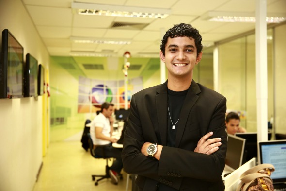 Rodrigo Solano - Crédito Bernardo Dantas/ DP/D.A Press.