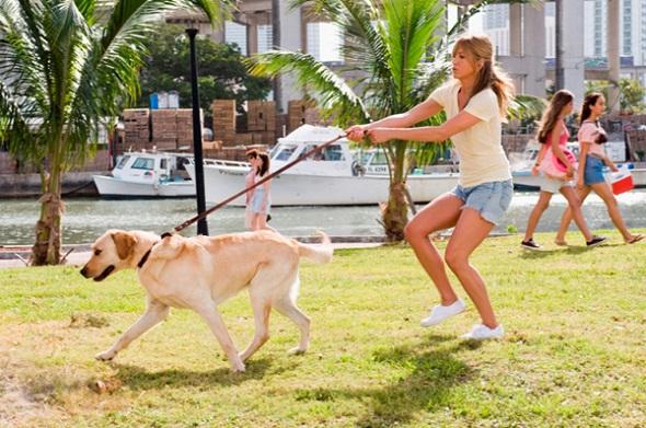 Jennifer Aniston em cena do filme Marley e Eu - Crédito: Divulgação do filme
