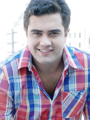 Thiago Costa, filho do cantor Leandro - Crédito: Reprodução/Revista Quem