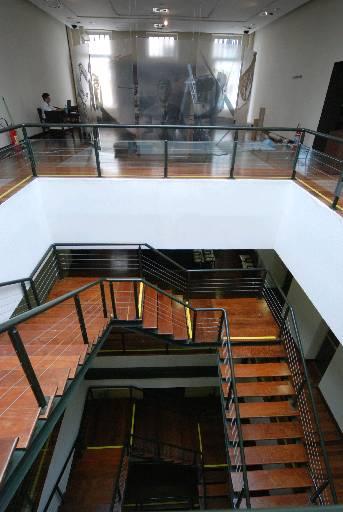 Centro Cultural dos Correios - Crédito: Julio Jacobina/DP/D. A Press
