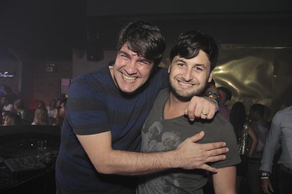 Elias Cabuzz e Rodrigo Carvalheira - Crédito: Gleyson Ramos/Divulgação