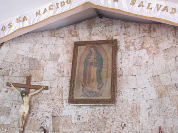 A Igreja de Nossa Senhora de Guadalupe