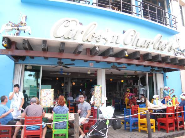 O restaurante preferido pelos turistas