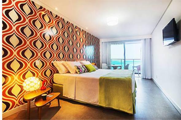 Uma das suites