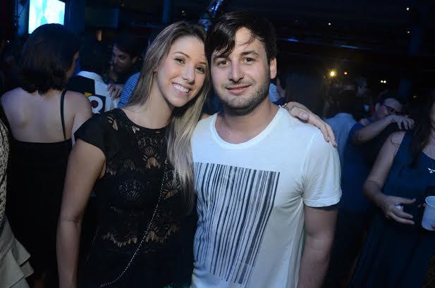 Eduarda lobo e Rodrigo Carvalheira - Crédito: João Vitor Alves