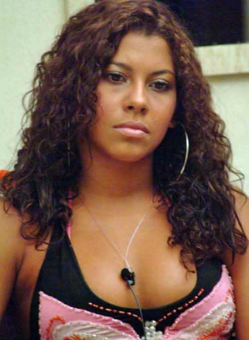 Karla participou da quinta edição do BBB Crédito: TV Globo/Divulgação