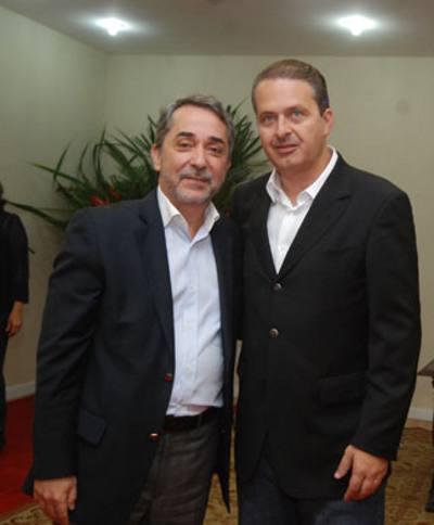 Guilherme Machado e Eduardo Campos/Nando Chiappetta