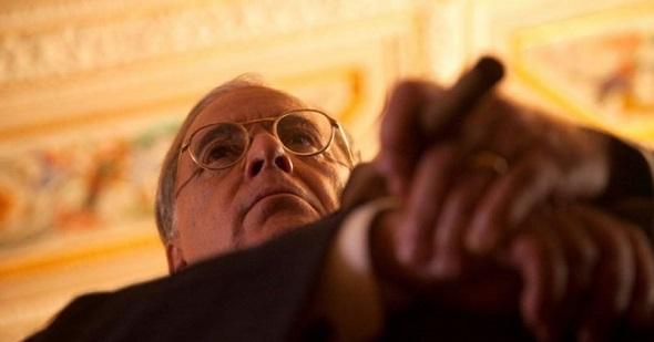 Tony Ramos no papel de Getúlio - Crédito: Divulgação do filme