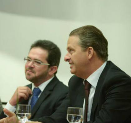 Valdecir Pascoal e Eduardo Campos/Divulgação