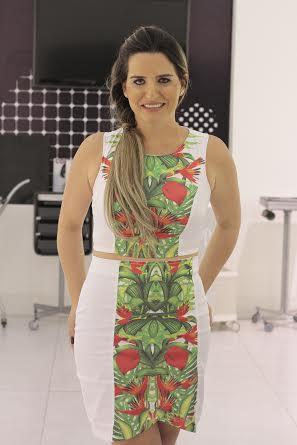 A empresária Carol Fernandes, do .UP - Foto: Cortesia