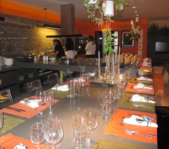 A bela mesa