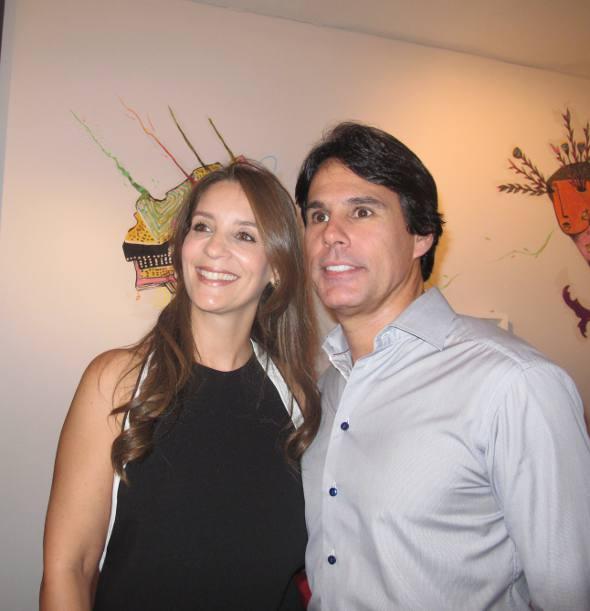 Patrícia e Aldo Guedes