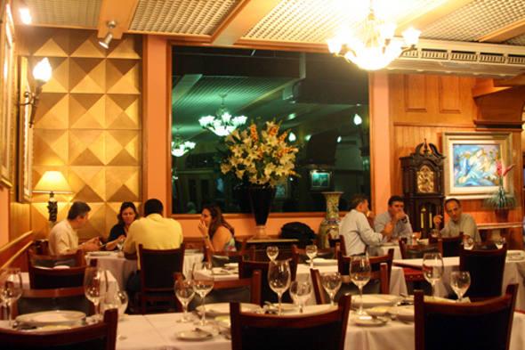 Restaurante Mosteiro/Divulgação