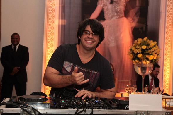 DJ Caverna Crédito: Nando Chiappetta/DP/D. A Pres