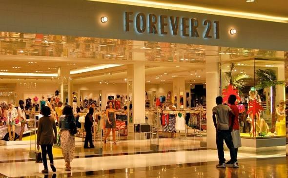 Forever 21/Divulgação