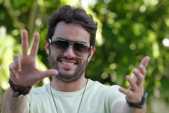 Ramon Schnayder estreia novo projeto no Recife - Crédito Ricardo Fernandes/DP/D.A Press