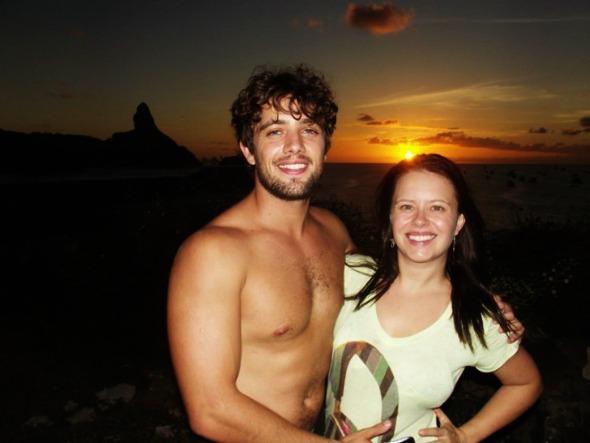 Rafael Cardoso e Mariana Bridi à espera do primeiro filho - Crédito: Ana Clara Marinho/Divulgação