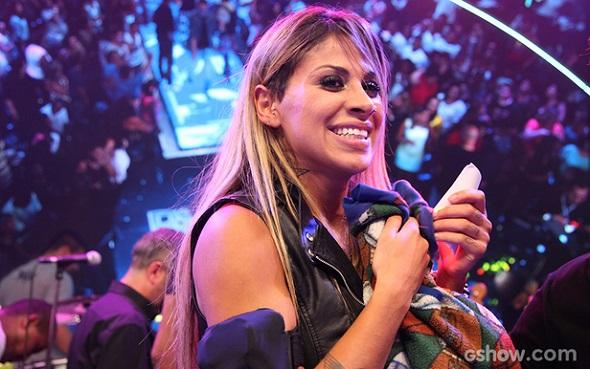 Vanessa foi a grande vencedora - Crédito: TV Globo/Divulgação