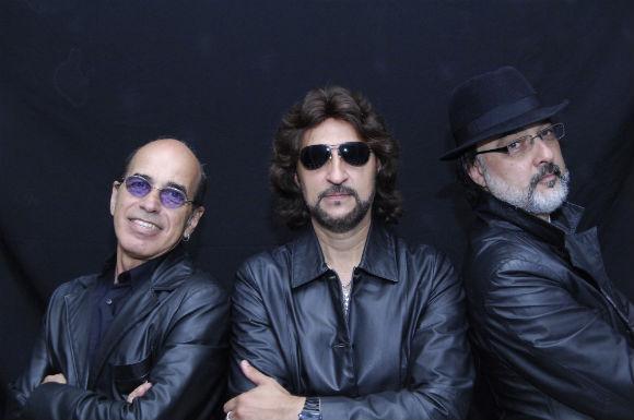 A banda paulista Bee Gees Alive vem ao Recife Crédito: Divulgação Bee Gees Alive