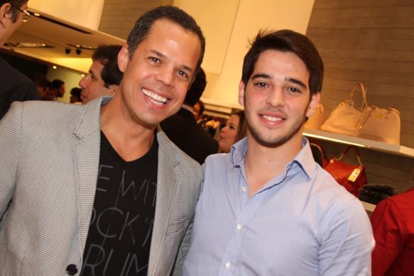 : Tulio Guimarães e Rodrigo Wudson Crédito: Thuany Ferreira/ 4 Comunicação