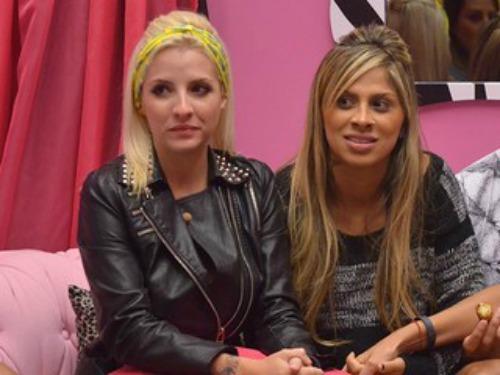 Clara e Vanessa Crédito: TV Globo/Divulgação