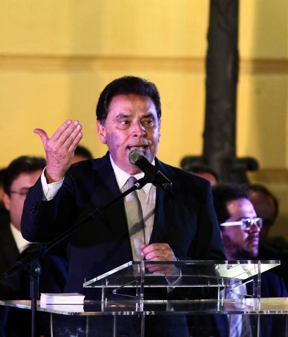 O discurso de João Lyra Neto;Alo´pisimo Moreira