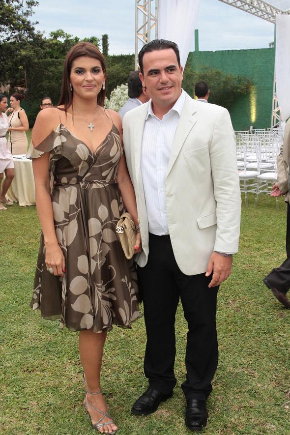 Erika Amorim e Joao Fernando Coutinho - Credito: Nando Chiappetta/DP/D.A Press