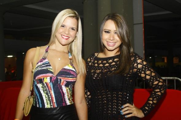 Renata Moura e Daniela Cavalcanti Crédito: Duda Carvalho/Moove