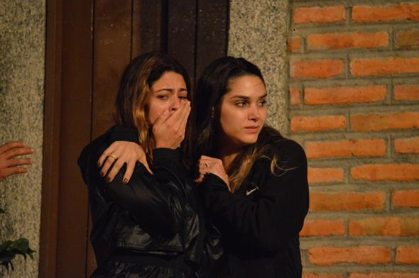 Carol Castro e Fernanda Machado em cena - Crédito: Felipe Souto Maios/Divulgação
