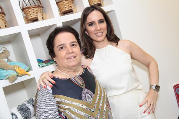 Antonia e Isabela Pontes. Crédito: Gleyson Ramos / Divulgação