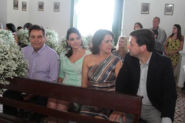 João Lyra Neto, Leila Queiroz, Cristina Mello