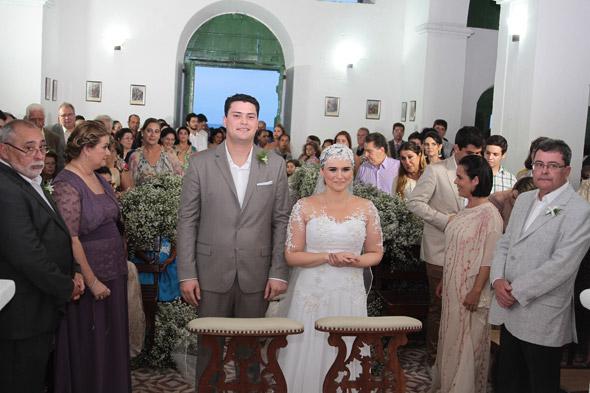 Casamento de Marília e Luiz Felipe