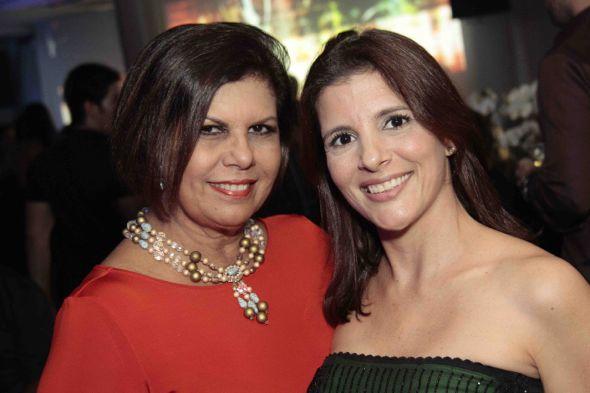 Naiade Lins e Renata Medeiros. Crédito: Gleyson Ramos / Divulgação