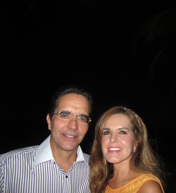 Maurício e Patrícia Rands